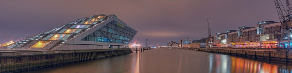 Dockland HDR Panorama