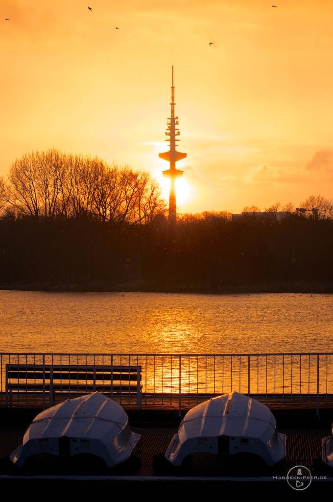 Hamburg im Februar 5