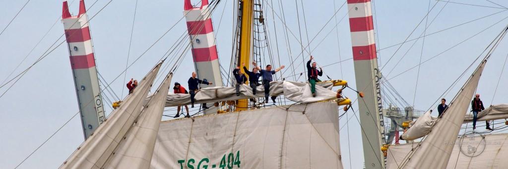Einlaufparade Hafengeburtstag 13 4