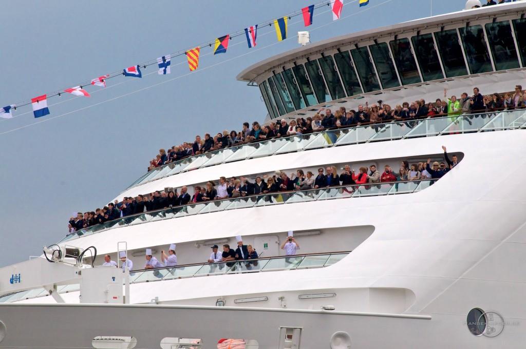 Einlaufparade Hafengeburtstag 13 6