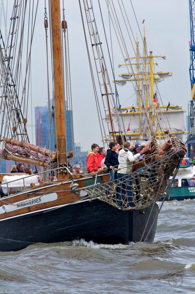 Einlaufparade Hafengeburtstag 13 8